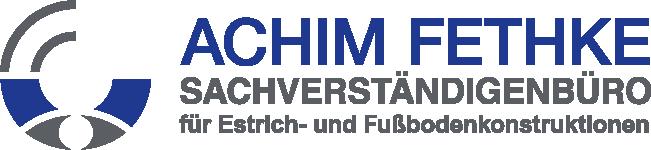 Sachverständigenbüro für Estrich- und Fußbodenkonstruktionen Logo